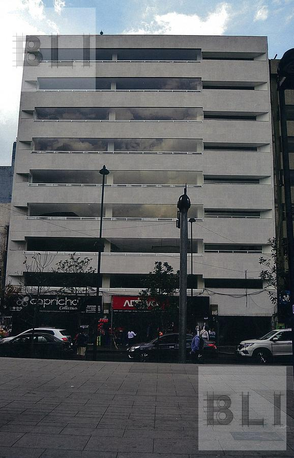 Foto Edificio Comercial en Renta en  Cuauhtemoc ,  Ciudad de Mexico  Edificio en el centro