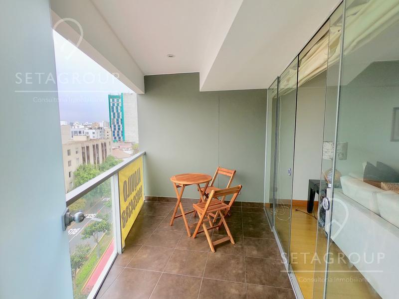 Foto Departamento en Alquiler en  Miraflores,  Lima  Av. Larco, Miraflores