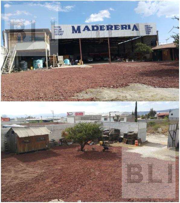 Foto Nave Industrial en Venta en  Querétaro ,  Querétaro  monumento a conin