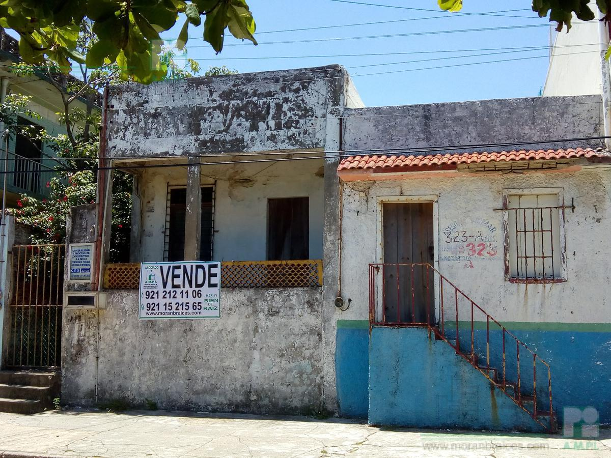 Foto Terreno en Venta en  Coatzacoalcos Centro,  Coatzacoalcos  Oportunidad!!  Diaz Mirón No. 323, Zona Centro,  Coatzacoalcos, Ver.