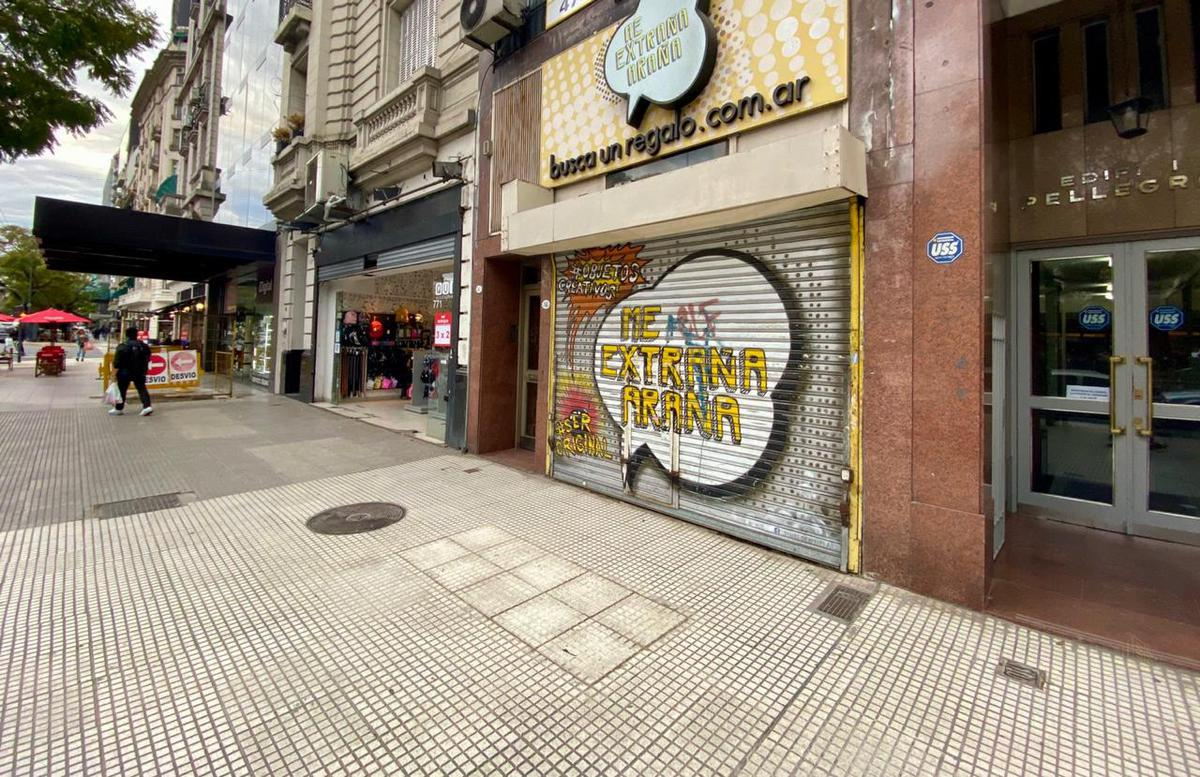 Foto Local en Alquiler en  Centro (Capital Federal) ,  Capital Federal  Carlos Pellegrini 765