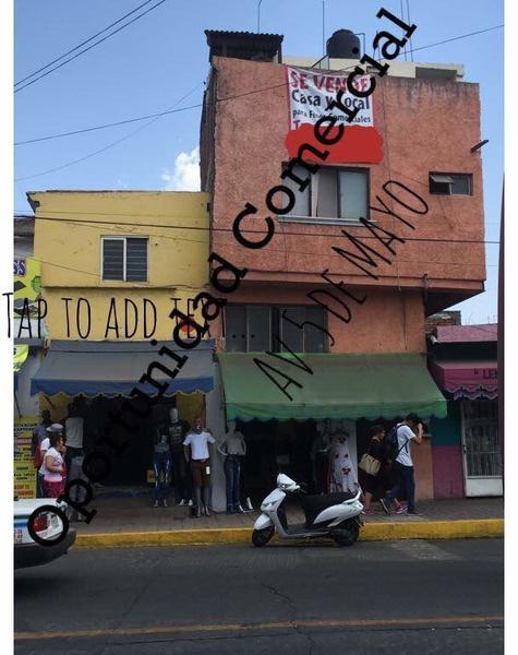 Foto Local en Venta en  Zamora de Hidalgo Centro,  Zamora  LOCAL COMERCIAL CENTRO AV 5 de Mayo
