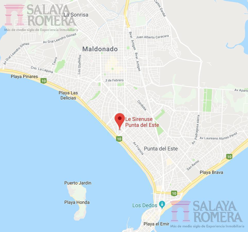Foto Departamento en Venta en  Playa Mansa,  Punta del Este  OPORTUNIDAD EN PLAYA MANSA, entorno tranquilo, vista al mar! + 2 ambientes + parrillero propio