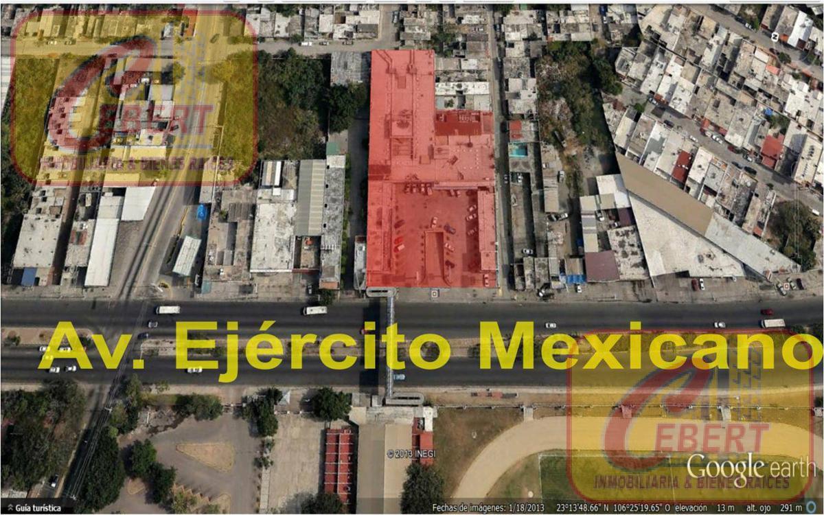 Foto Local en Renta en  Insurgentes,  Mazatlán  Avenida Ejercito Mexicano No. 2004