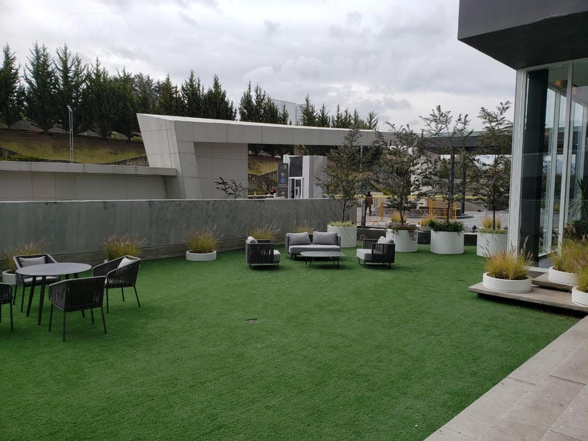 Foto Departamento en Venta en  Bosque Real,  Huixquilucan  Departamento en obra blanca a la venta en Bosque Real Five (GR)