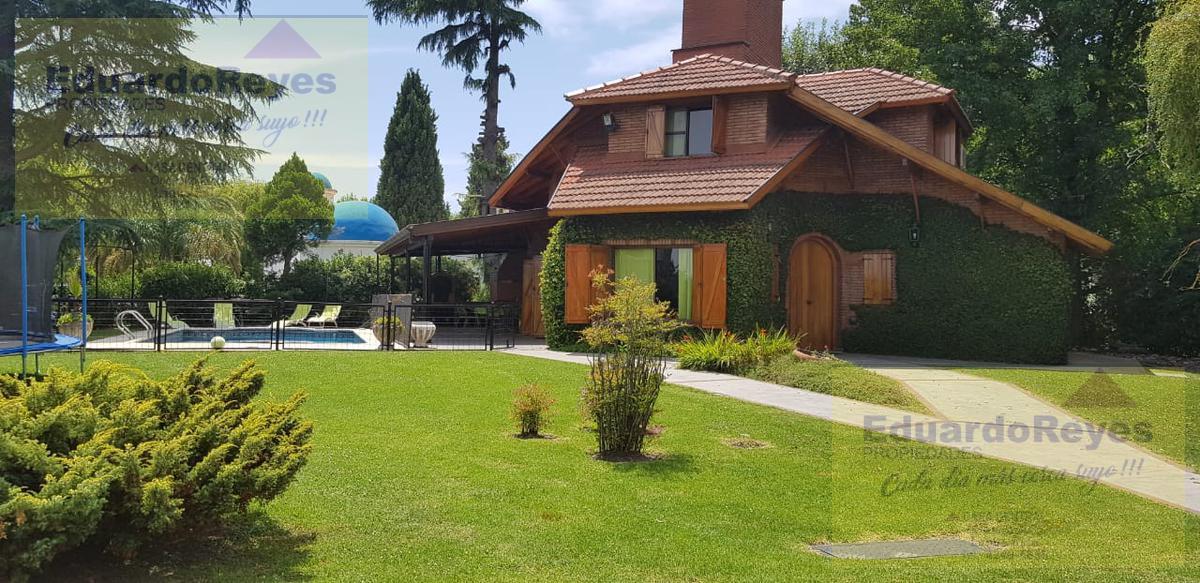 Foto Casa en Venta en  Country El Paraíso,  Guernica  COUNTRY CLUB EL PARAISO AV. 33 Y CALLE 21