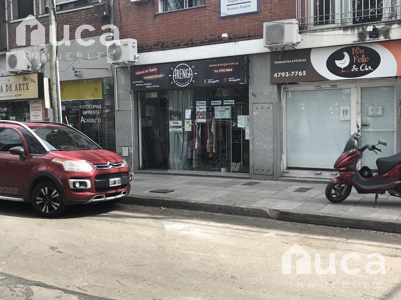 Foto Local en Venta en  Acassuso,  San Isidro  Ideal Inversión | Local Venta | Acassuso | Manzone al 800