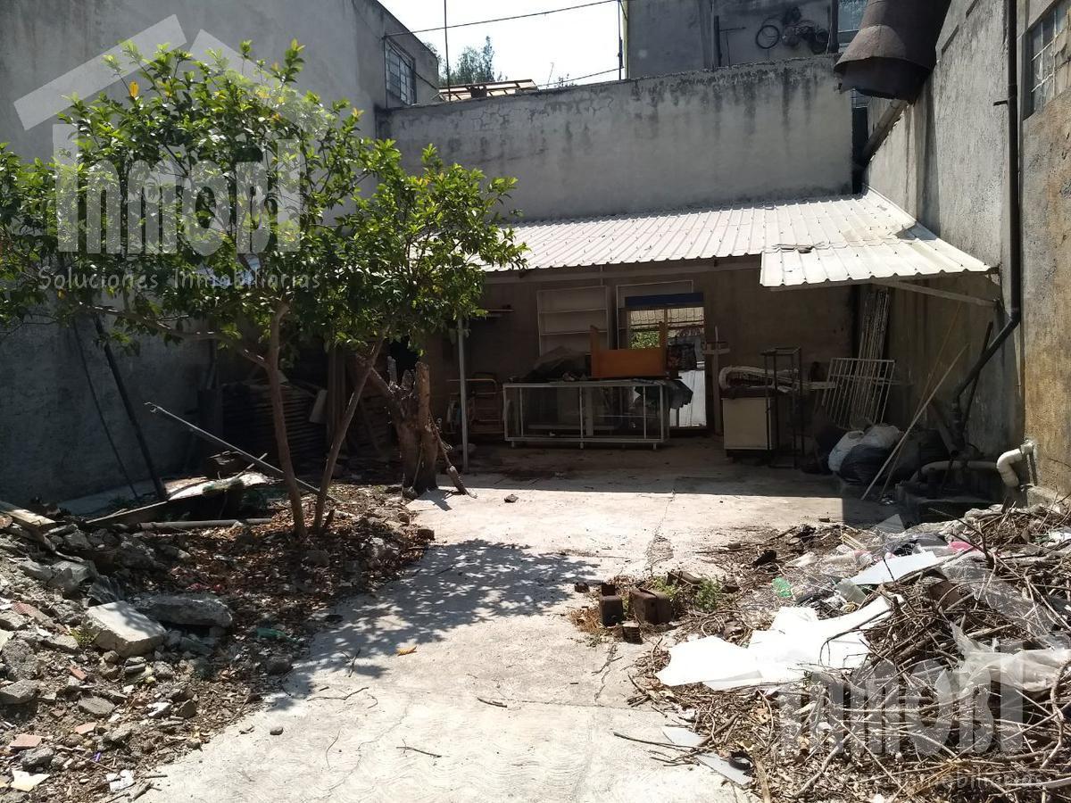 Foto Terreno en Venta en  Azcapotzalco ,  Distrito Federal  TERRENO CON DOS FRENTES, USO DE SUELO H3/30.