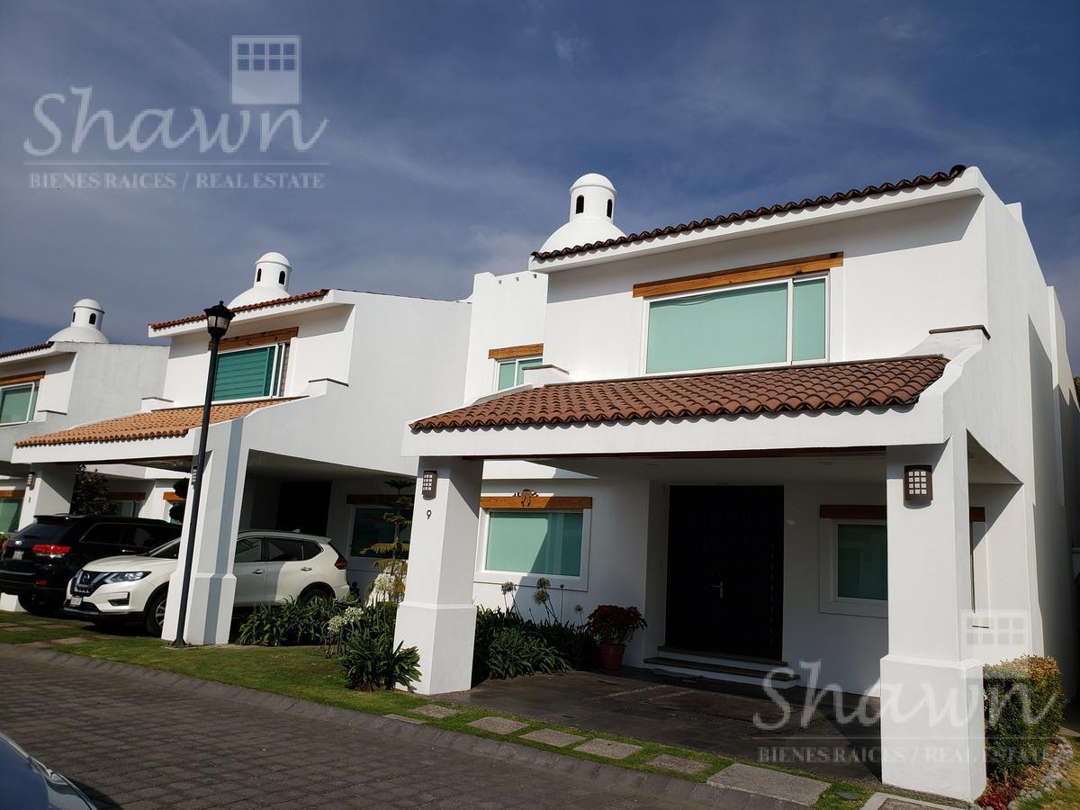 Foto Casa en Venta en  Lerma ,  Edo. de México  Casa en Venta Lerma Residencial Marbella