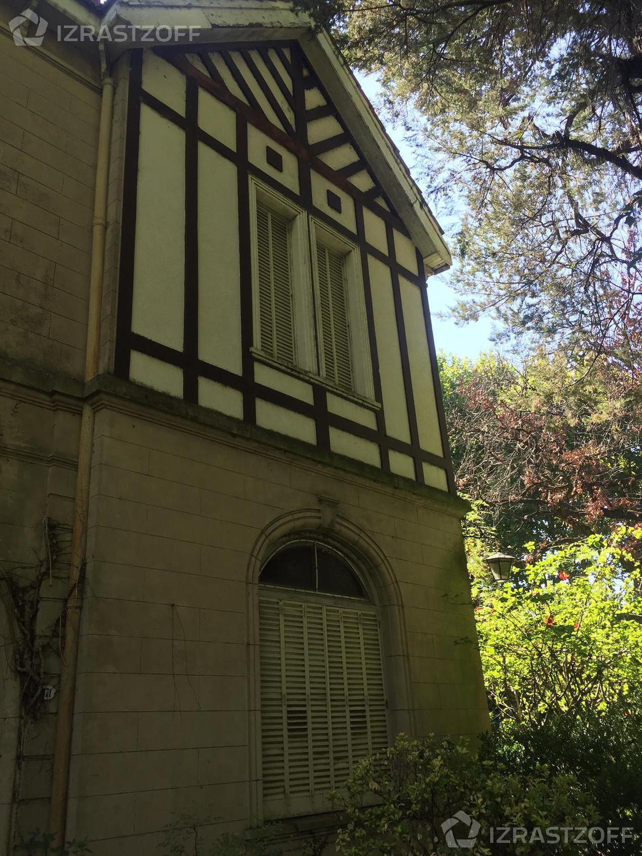 Casa-Venta-Tigre Residencial-Casa antigua estilo frances Tigre residencial