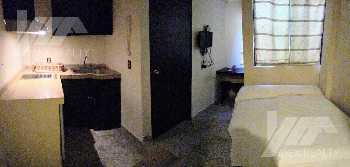 Foto Departamento en Renta en  Cancún,  Benito Juárez   RENTO ESTUDIO SM 29, CANCUN, Q. ROO, CLAVE BLAN242020