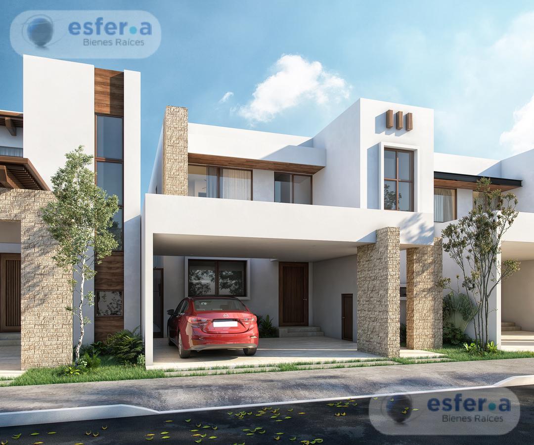 Foto Casa en Venta en  Santa Gertrudis Copo,  Mérida  Casa nueva en venta Merida Yucatán, Amara Privada Residencial