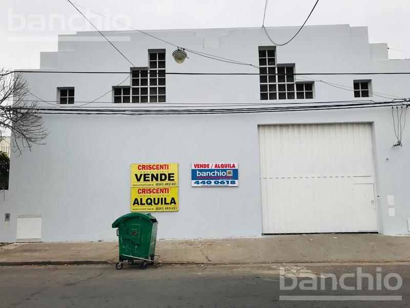 Perú al 1100, Rosario, Santa Fe. Venta de Galpones y depositos - Banchio Propiedades. Inmobiliaria en Rosario