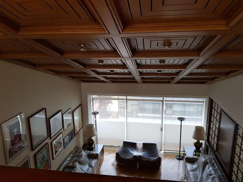 Foto Departamento en Renta en  Polanco,  Miguel Hidalgo  SKG Renta Penthouse de 2 niveles con terrazas en  Polanco, 3 recámaras