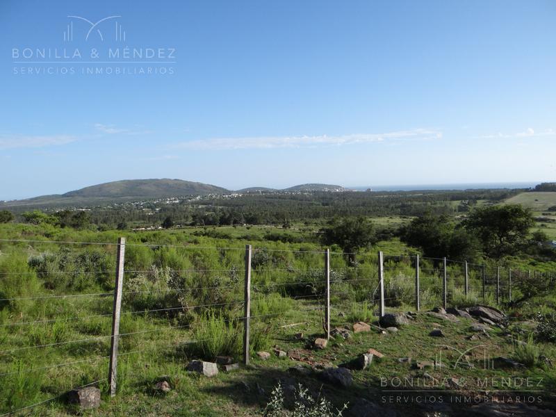 Foto Campo en Venta en  Piriápolis ,  Maldonado  Ruta 73 Cerro Pan de Azúcar