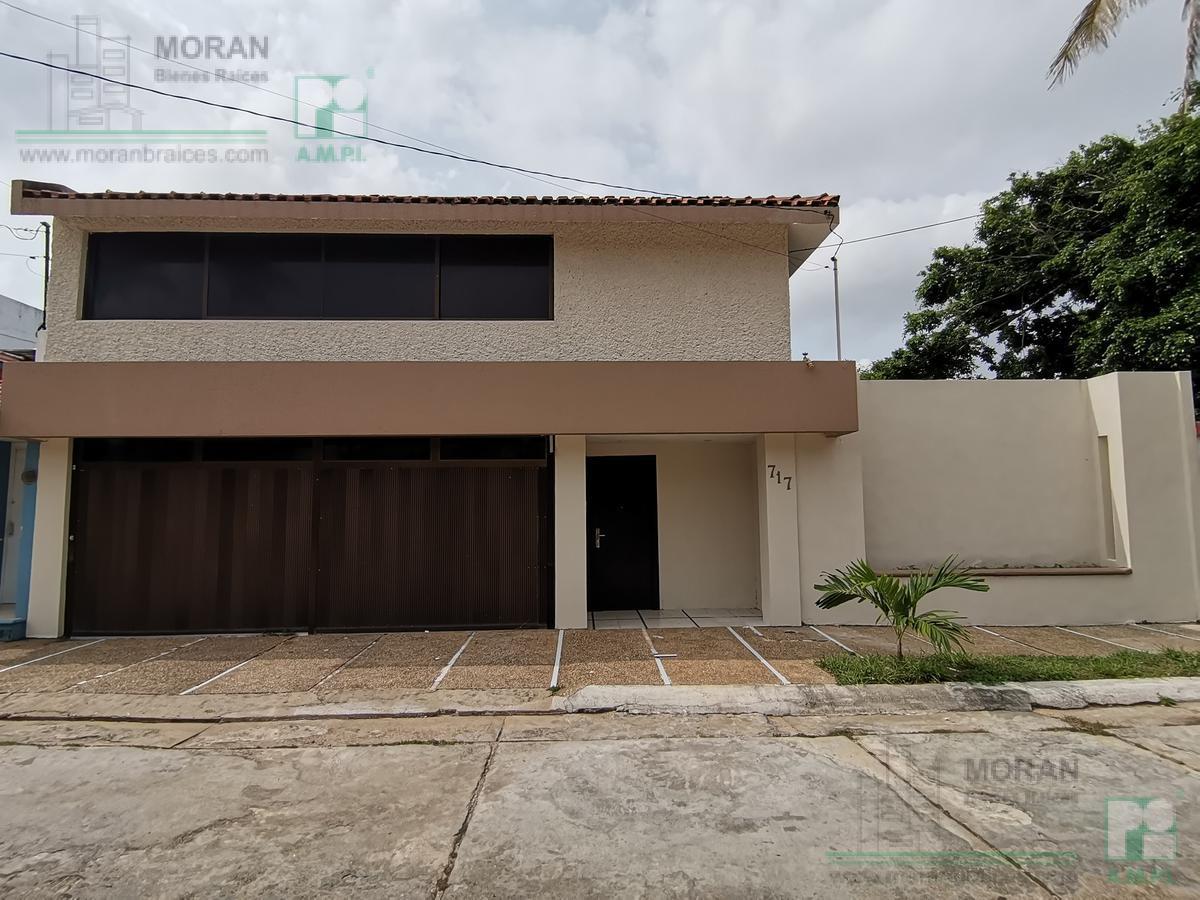 Foto Casa en Renta en  Coatzacoalcos ,  Veracruz  Tamaulipas No. 717, Colonia Petrolera, Coatzacoalcos, Ver.