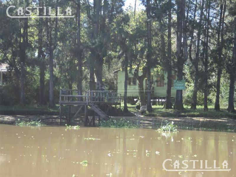 Foto Terreno en Venta en  Capitan,  Zona Delta Tigre  RIO CAPITAN al 600