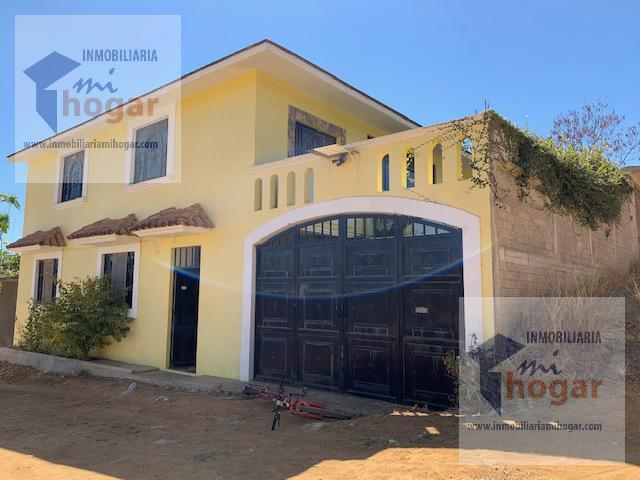 Foto Casa en Venta en  Santa Cruz Xoxocotlán ,  Oaxaca  SE VENDE CASA EN COL. SAN JAVIER XOXOCOTLÁN