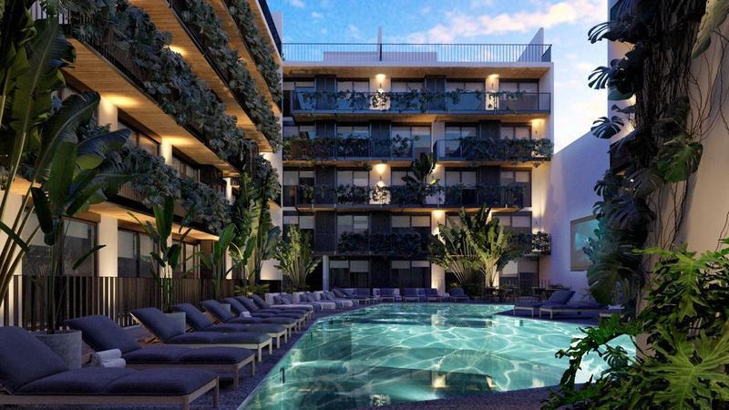 Zazil Ha Apartment for Sale scene image 4
