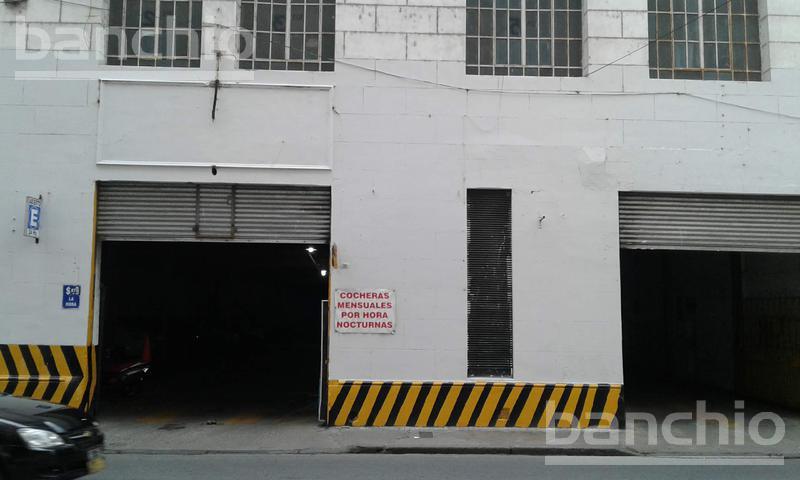 RIOJA al 600, Rosario, Santa Fe. Alquiler de Cocheras - Banchio Propiedades. Inmobiliaria en Rosario