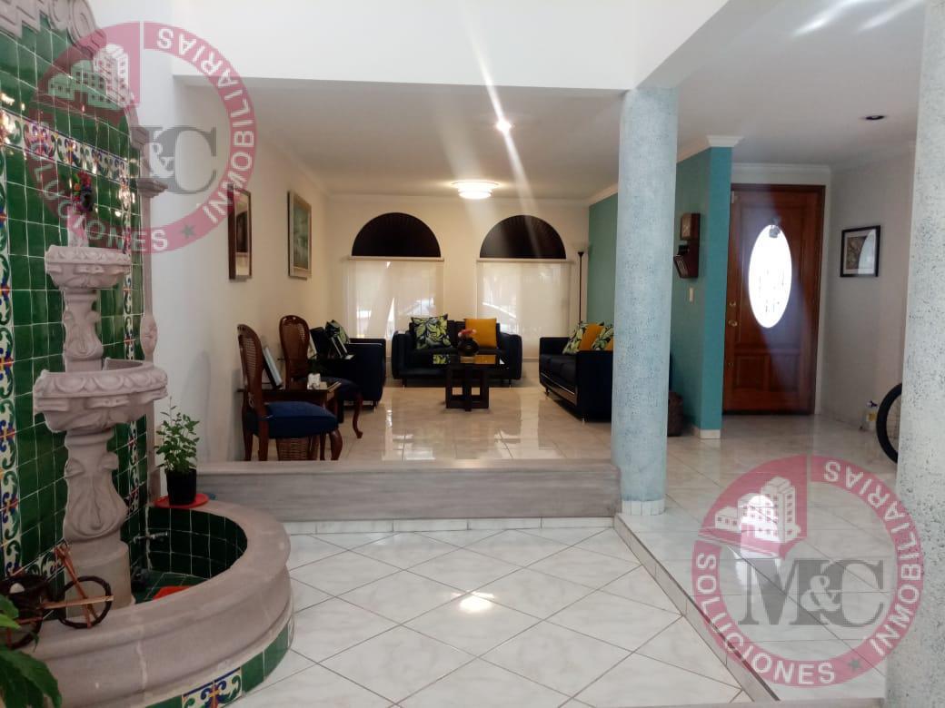 Foto Casa en Venta en  Aguascalientes ,  Aguascalientes  CASA EN VENTA EN RESIDENCIAL RIO SAN PEDRO