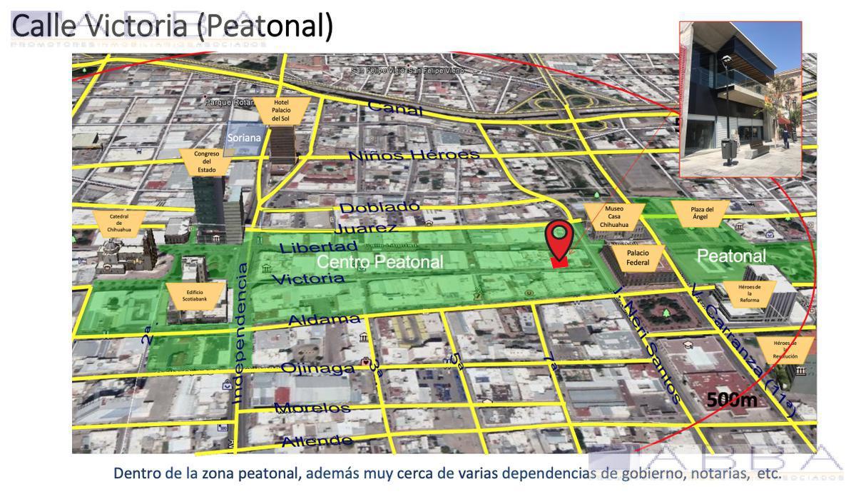 Foto Local en Renta en  Zona Centro,  Chihuahua  LOCAL NUEVO EN RENTA EN EL CENTRO DE LA CIUDAD