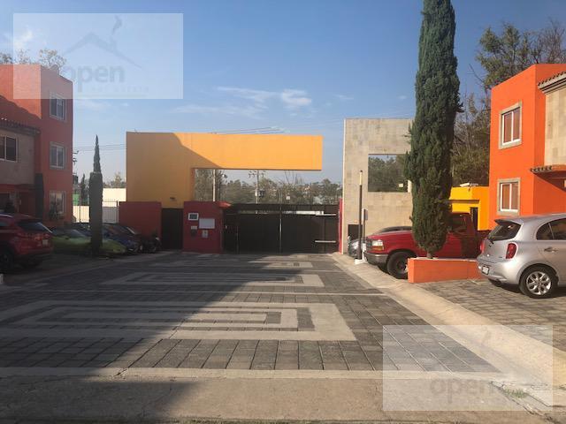 Foto Casa en condominio en Renta en  Granjas Lomas de Guadalupe,  Cuautitlán Izcalli  avenida Hidalgo