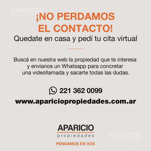 Foto Departamento en Venta en  La Plata ,  G.B.A. Zona Sur  13 entre 33 y 34