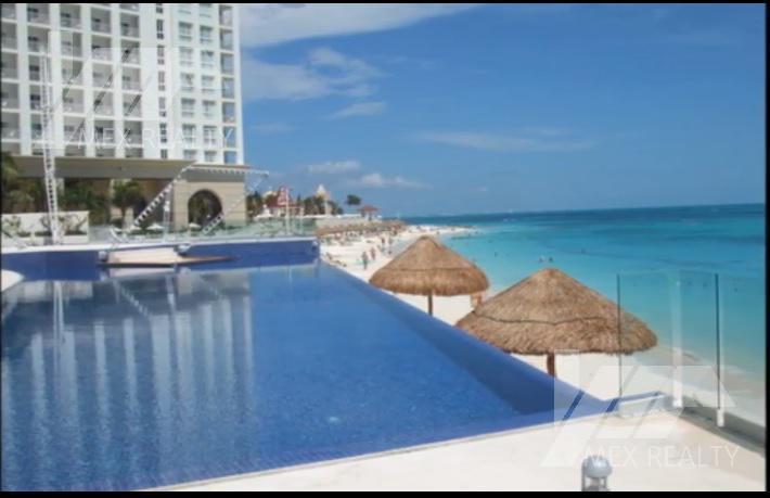 Foto Departamento en Venta en  Benito Juárez ,  Quintana Roo    EN VENTA PENTHOUSE AB-16 EN RESIDENCIAL PUNTA CANCUN, PISO 16, ZONA HOTELERA KM 8.5, CANCUN Q. ROO