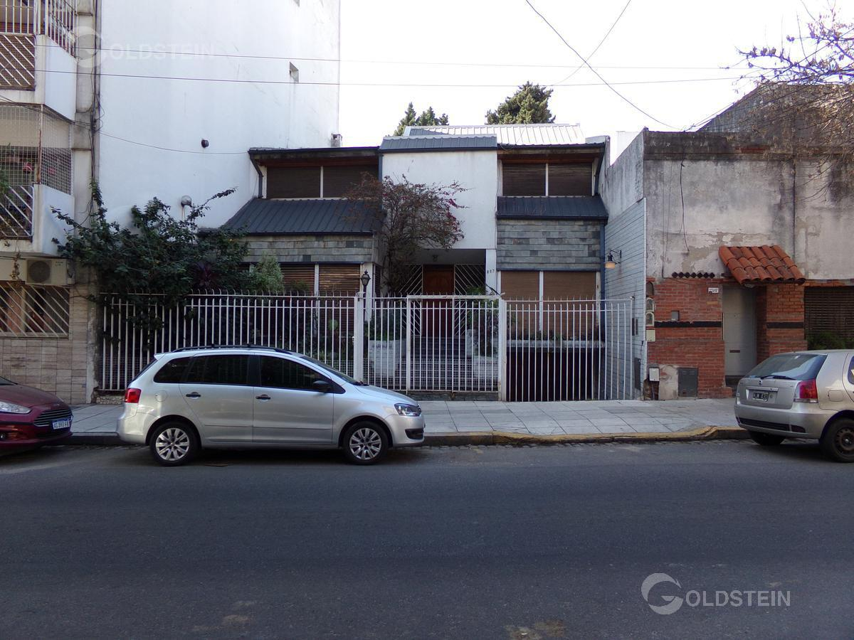 Foto Terreno en Venta en  Caballito Norte,  Caballito  Andres Lamas al 900