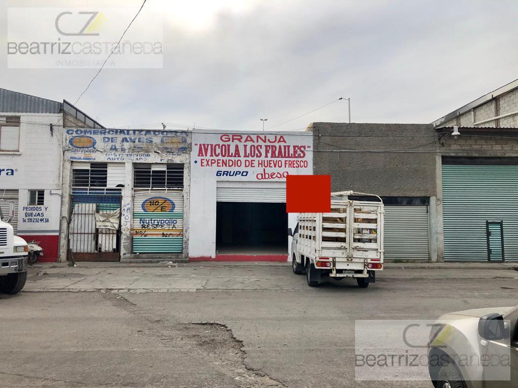 Foto Local en Renta en  Ex-Hacienda de CoscotitlAn,  Pachuca          BODEGA EN RENTA, CENTRAL DE ABASTOS, PACHUCA