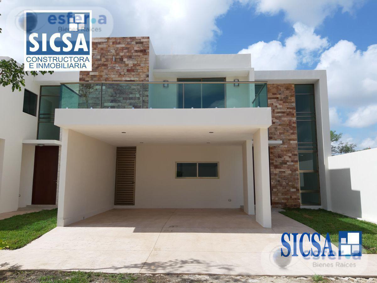 Foto Casa en Venta en  Pueblo Temozon Norte,  Mérida  Casas en venta en Mérida zona Norte Temozón 39 #2