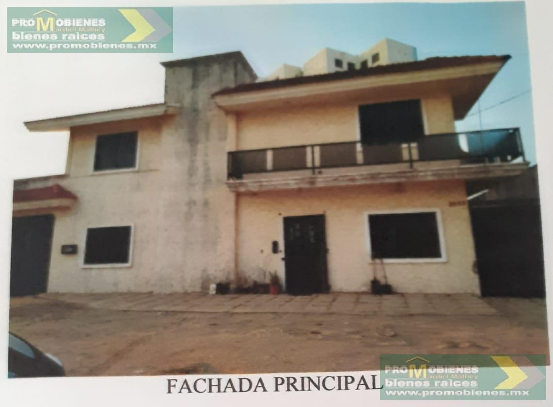 Foto Casa en Venta en  Coatzacoalcos ,  Veracruz  AVE. JOHN SPARK CASA 1