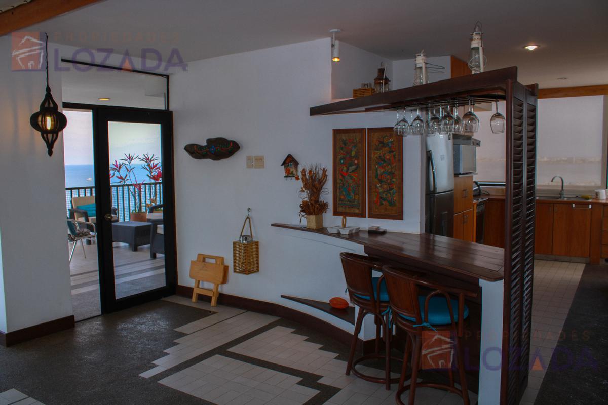 Foto Departamento en Venta en  Salinas ,  Santa Elena  Vendo Departamento Salinas con Vista al Mar  360º