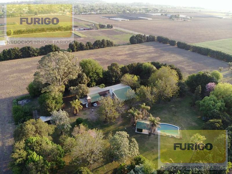 Foto Casa en Venta en  Perez ,  Santa Fe  Av. del Rosario S/N