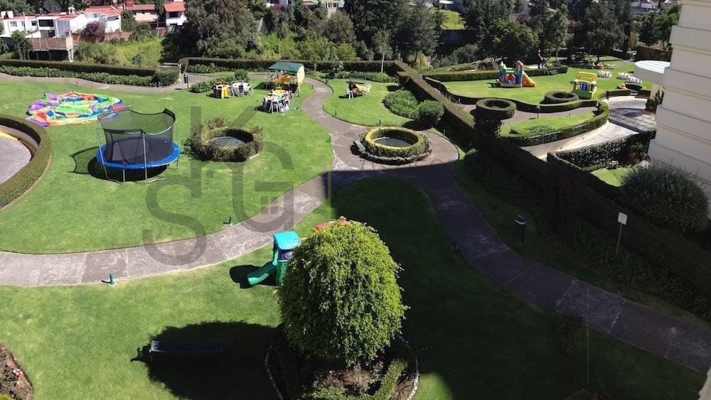 Foto Departamento en Renta en  Jardines de la Herradura,  Huixquilucan  SKG Asesores Inmobiliarios Renta Departamento  Amueblado en Residencial Privilege, Herradura,  Jardines de la Herradura