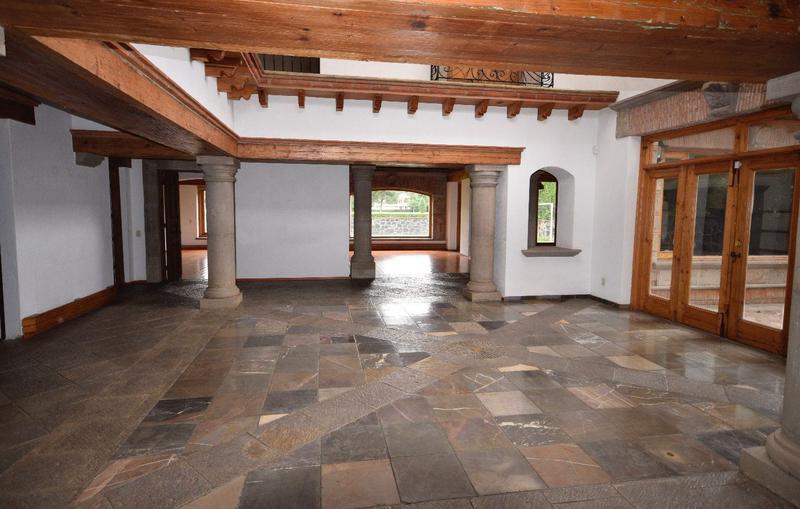 Foto Casa en Renta en  Lerma ,  Edo. de México          CLUB DE GOLF LOS ENCINOS