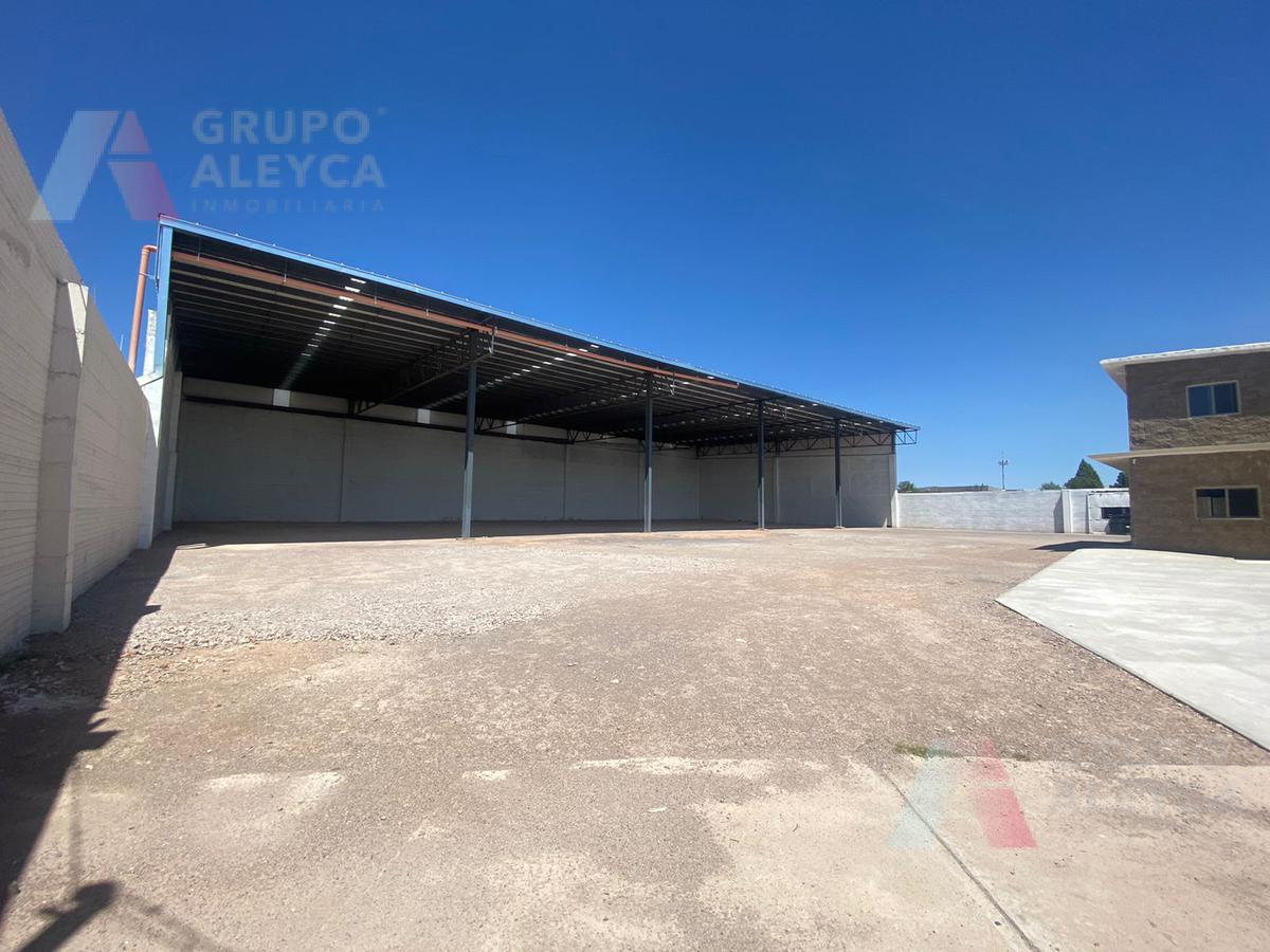 Foto Bodega Industrial en Renta en  Deportistas,  Chihuahua  Colonia deportistas