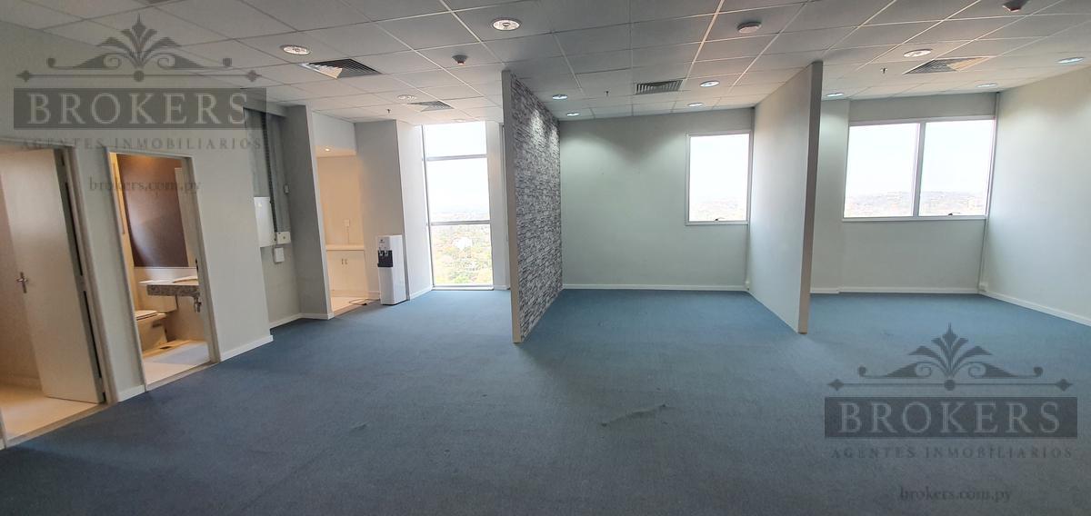 Foto Oficina en Venta   Alquiler en  Ykua Sati,  La Recoleta  Vendo o Alquilo Oficina De 94 M2 Con Divisorias En El Wtc Asunción