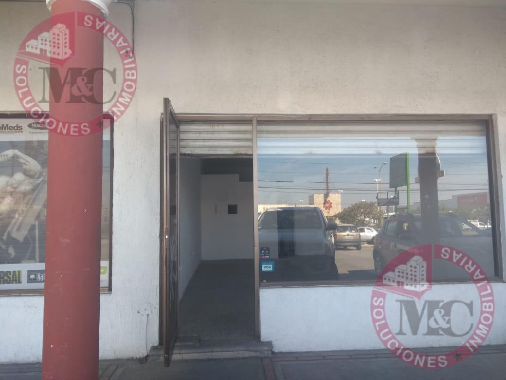 Foto Local en Renta en  Fraccionamiento Casa Blanca,  Aguascalientes  Local en renta en Plaza Casa Blanca