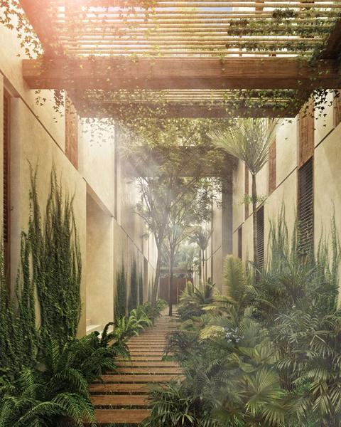 Aldea Zama Apartment for Sale scene image 14