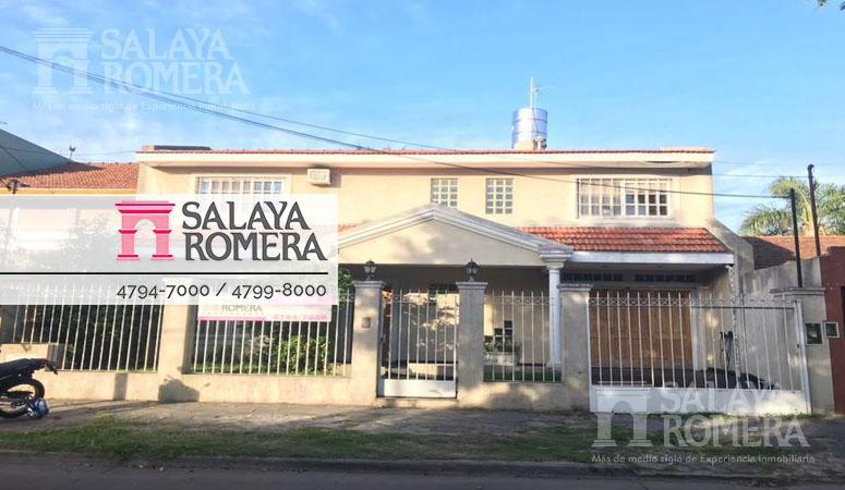 Foto Casa en Venta en  V.Ade.-P.Cisneros,  Villa Adelina  Yerbal entre Luis Maria Drago y La Calandria