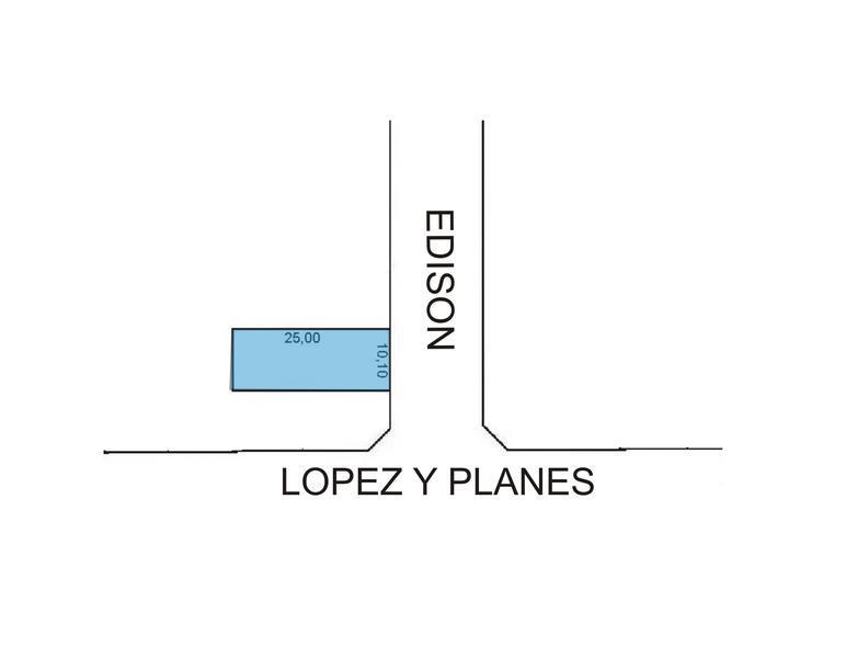 Foto Terreno en Venta en  Trelew ,  Chubut  Edison c/ Lopez y Planes
