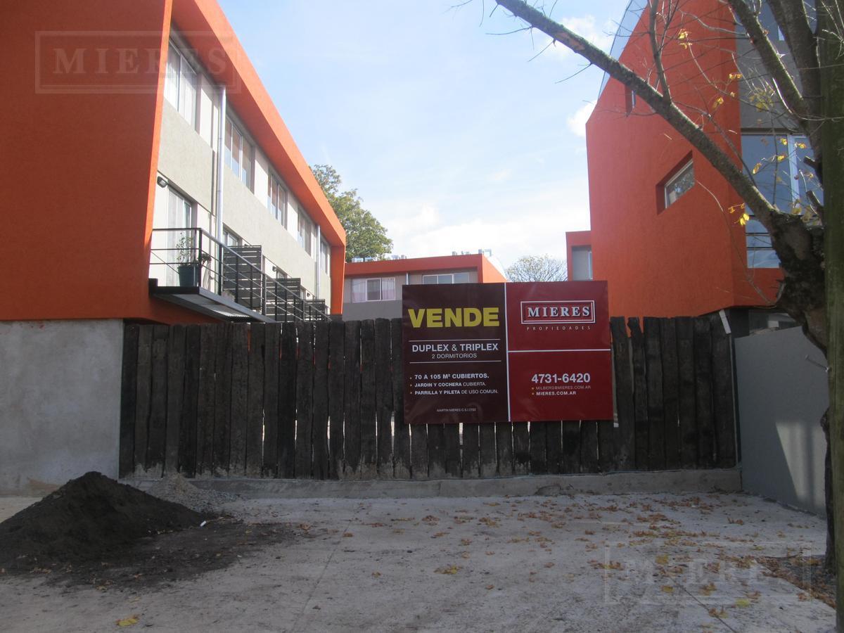 Duplex en venta en Tigre