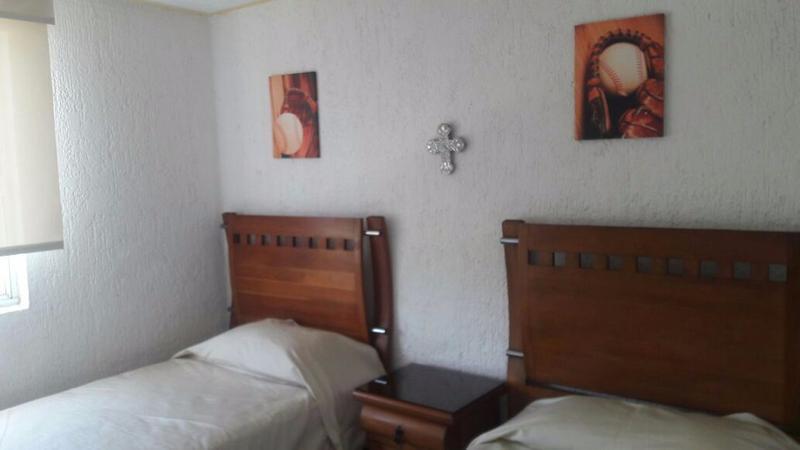Foto Quinta en Renta temporal en  Fraccionamiento Granjas del Márquez,  Acapulco de Juárez  Villa Las Palmas J en Renta Vacacional