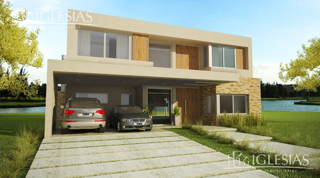 Nordelta venta y alquiler de casas lotes depto for Casas modernas nordelta