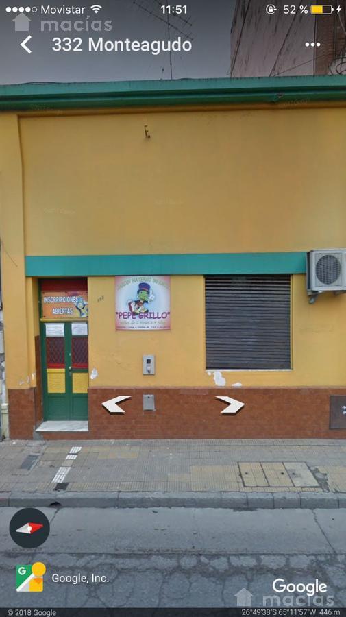Foto Local en Venta en  Capital ,  Tucumán  Monteagudo al 300