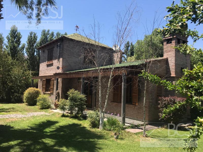 Foto Casa en Alquiler en  Villa Tacu,  Zonda  Villa Tacu