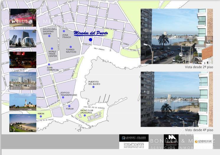 Foto Apartamento en Venta en  Buceo ,  Montevideo  Meliton González