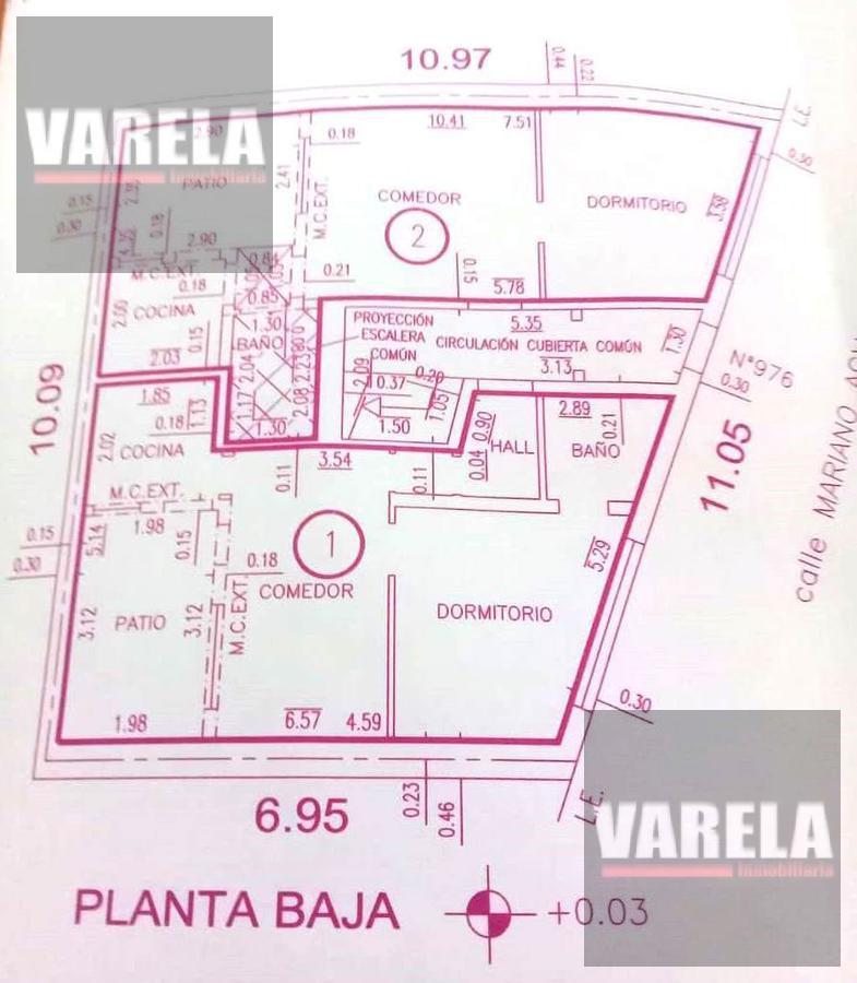 Foto PH en Venta en  Villa Urquiza ,  Capital Federal          Mariano Acha 900